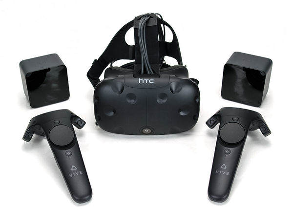 htc vive i playstation vr