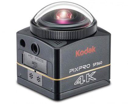 kamera 360 Kodak_PixPro