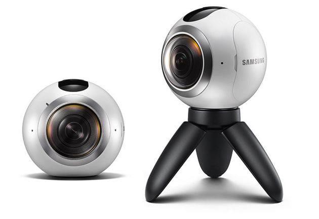 kamera 360 samsung gear 360