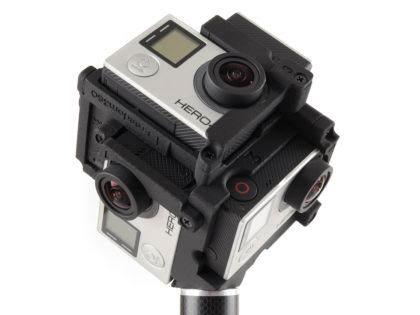 rig do kamery 360 Freedom360