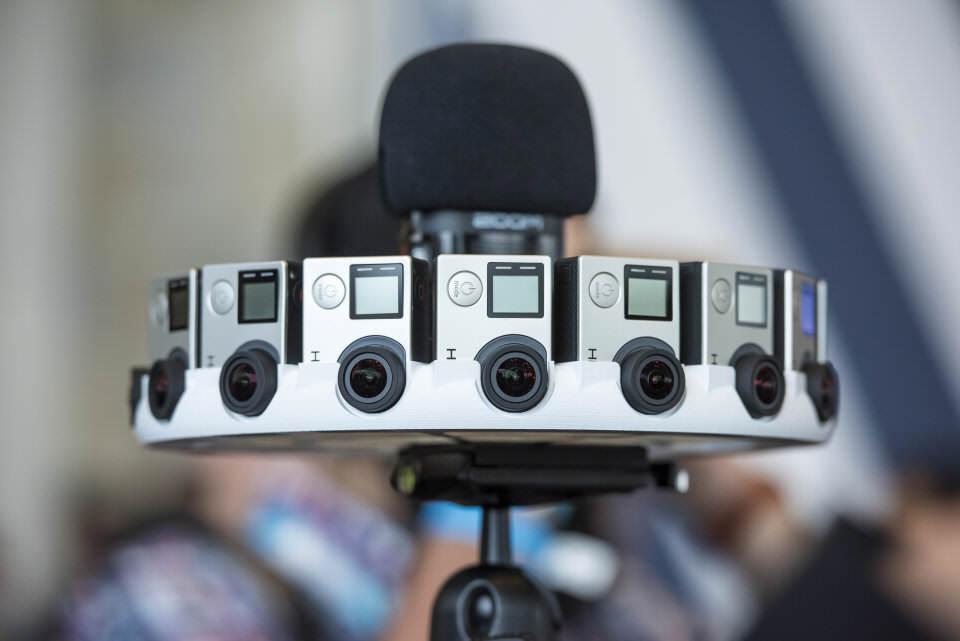 nagrywanie dzwieku w filmach 360