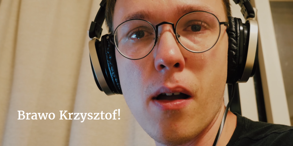 Krzysztof Gonciarz, patronite i crowdfunding