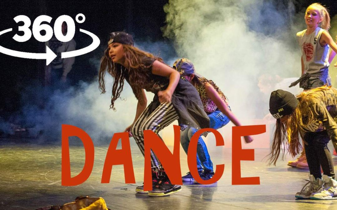 [FILM 360] STREET DANCE – Studio Up To Excellence